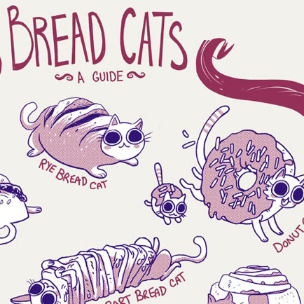 Cat Breads